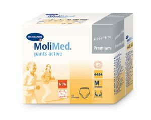 MoliMed® Premium pants active M