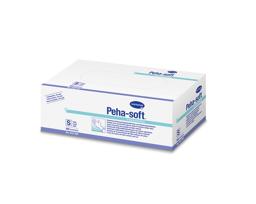 Peha-soft® Latex puderfrei