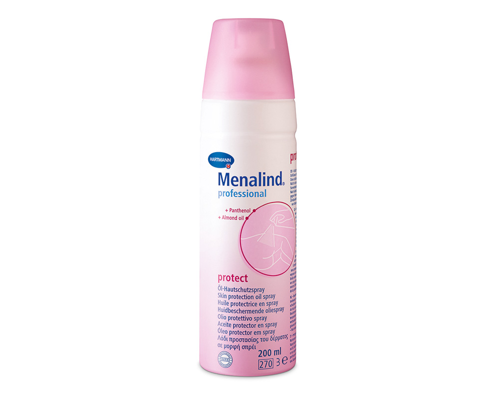 Menalind® professional Öl-Hautschutzspray