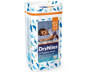 DryNites Pyjama Pants Boy 3-5 Jahre