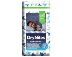 DryNites Pyjama Pants Boy 4-7 Jahre