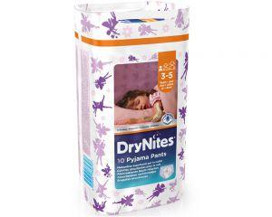 DryNites Pants Girl 3-5 Jahre