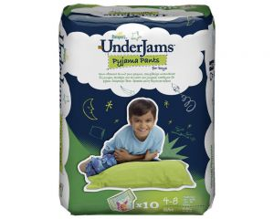 Pampers UnderJams Boy 4-8 Jahre