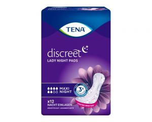 Tena Discreet Lady mxi night