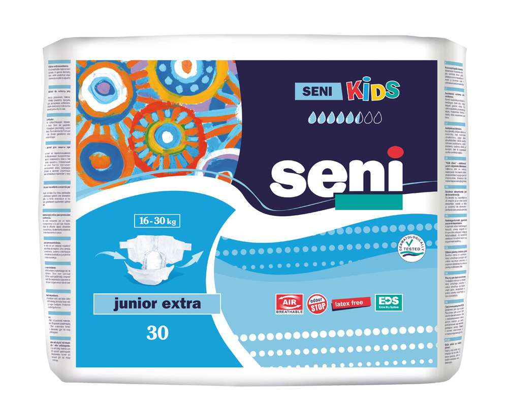 Seni Kids Junior Extra