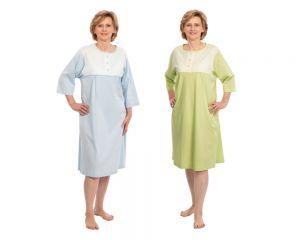 suprima 4069 Pflegehemd für Damen vorne