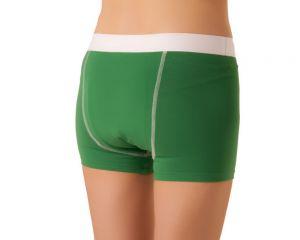 ActivePro Boys Inkontinenz Shorts gruen hinten