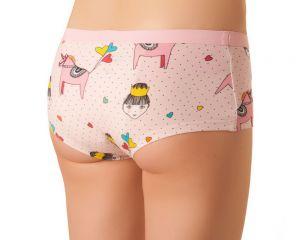 ActivePro Girls Inkontinenz Slip Lilli hinten