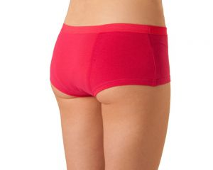 ActivePro Girls Inkontinenz Slip pink rose hinten