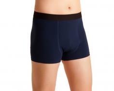 ActivePro Men Inkontinenz Unterwaesche blau schwarz Vorne