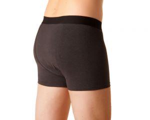 ActivePro Men Inkontinenz Unterwaesche Melange hinten