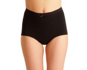 ActivePro Women Inkontinenz Unterwaesche schwarz vorne