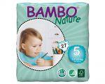 BAMBO Nature Junior 12-22kg, Groesse 5