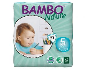 BAMBO Nature Junior 12-22kg, Groesse 5