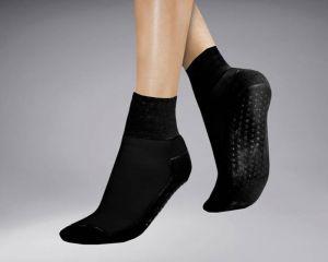 suprima 4820 Anti Rutsch-Socken Schwarz