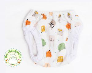 ActivePro Baby Trainerhose Zoo vorne Bio
