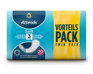 Attends Soft 3 Extra Vorteilspack