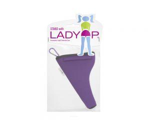 Lady P Urinierhilfe Tasche