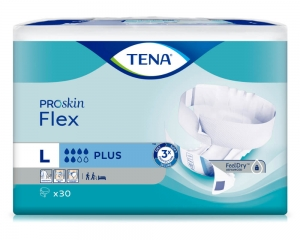 Tena Proskin Flex Plus L