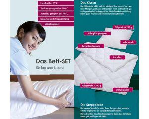 suprima 3810 Bett-Set Broschuere