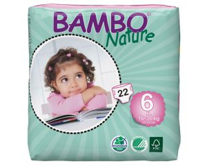 BAMBO Nature XL 16-30kg, Groesse 6