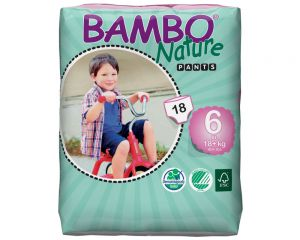BAMBO Nature Pants XL 18+kg, Groesse 6