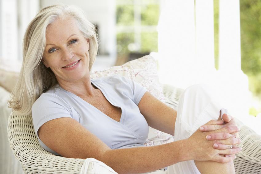 Menopause und inkontinent