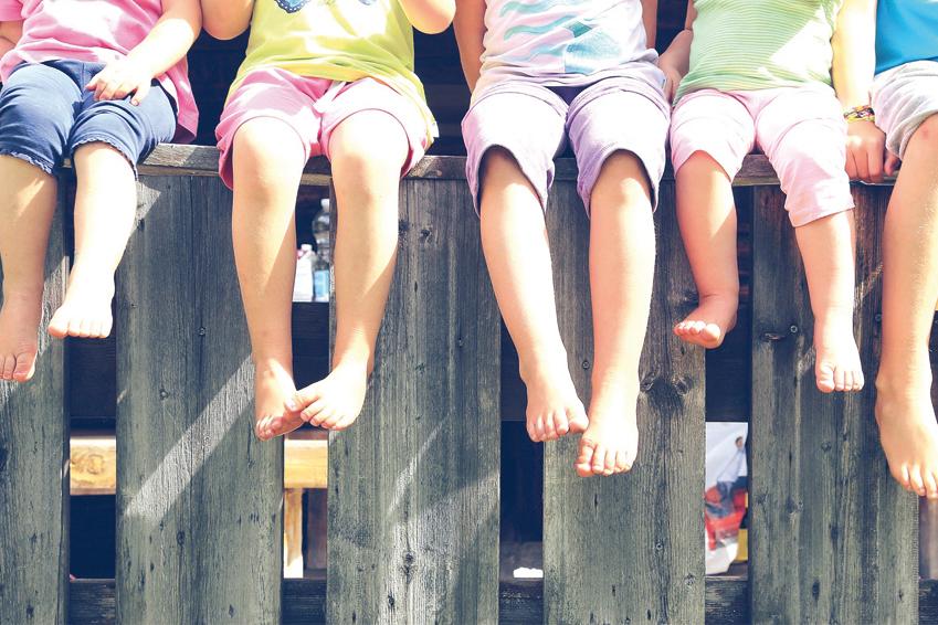Enuresis wenn Kinder noch einnaessen