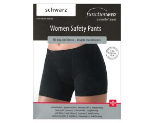 functionMED Damen Pants schwarz