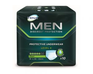 TENA Men Level 4 Protective Underwear