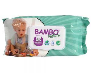 BAMBO Nature Feuchtpflegetücher