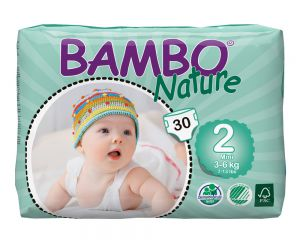 BAMBO Nature MINI 3-6kg, Größe 2