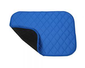 Medlogics Sitzauflage blau
