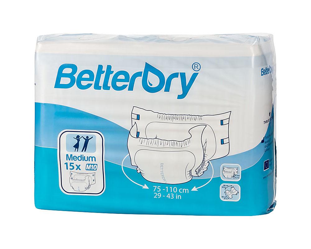 BetterDry Inkontinenzwindeln