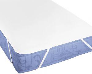 Biberna Molton Matratzenauflage Premium Silverprotect