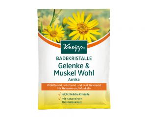 Kneipp® Badekristalle Gelenke & Muskel Wohl 60g