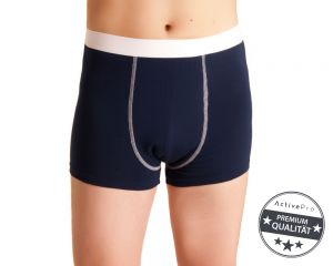 "ActivePro Men ""Blau-weiß"" Inkontinenz Shorts"