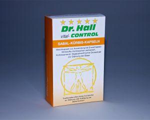 Dr. Hall Sabal-Kürbis-Kapseln, 90 Kapseln