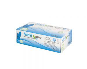 Nitrilhandschuhe puderfrei Blue Soft