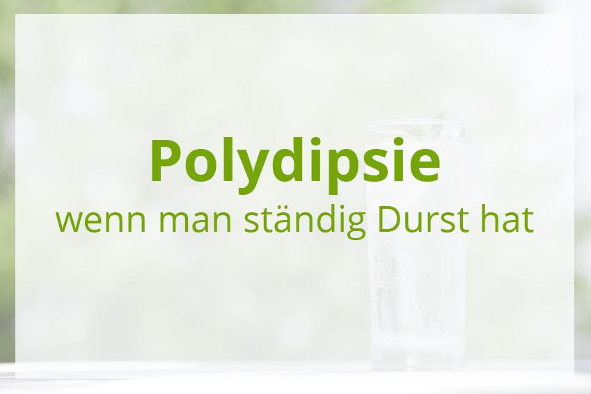 polydipsie