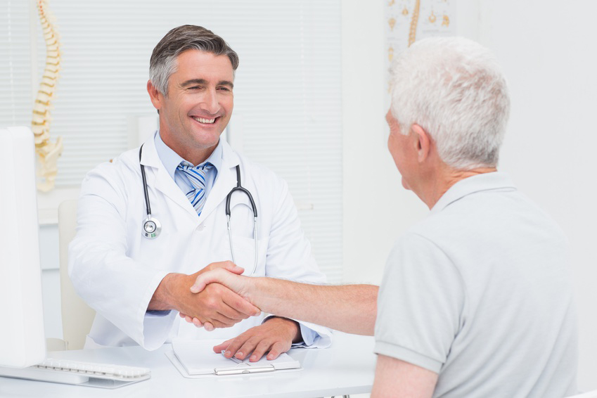 Prostata Untersuchung