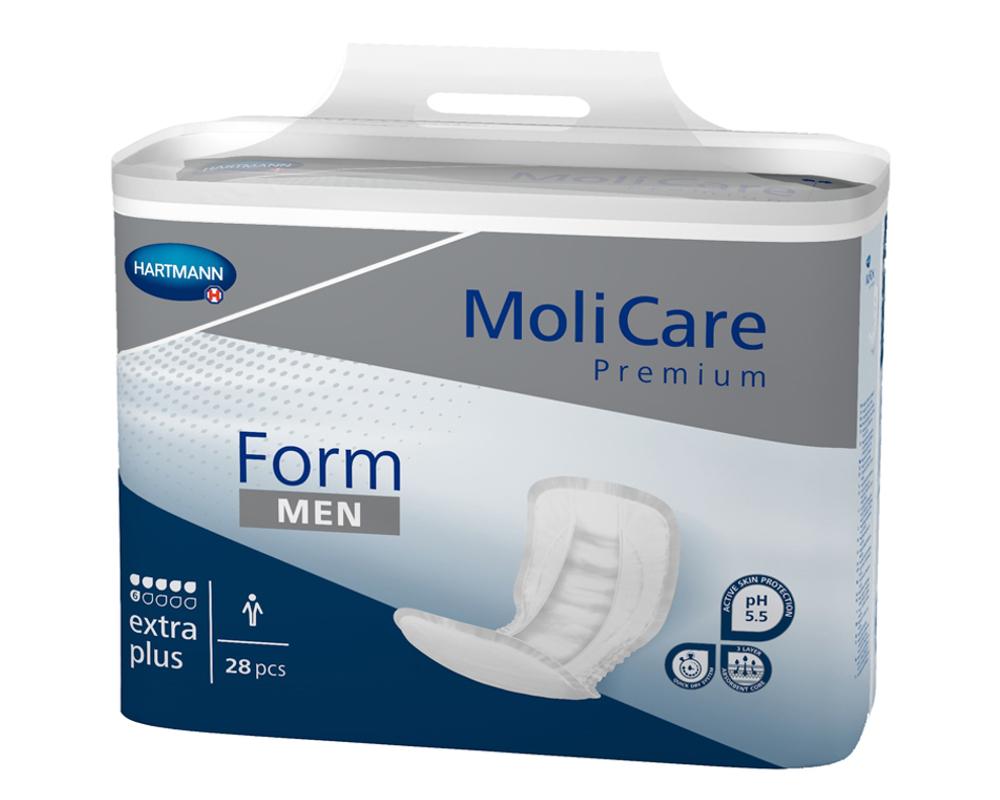 MoliCare Premium Form extra plus MEN (MoliForm Premium soft for men)