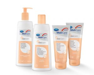 MoliCare Skin orangePflegeserie
