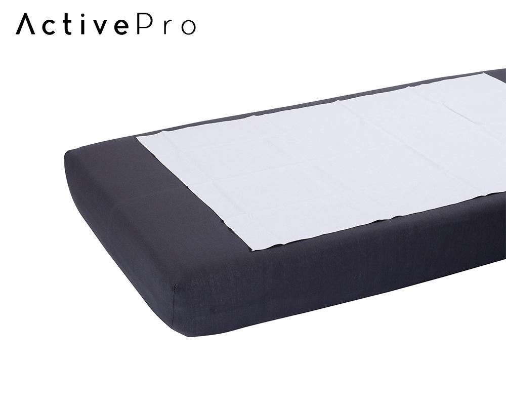 Inkontinenz Bettschutzunterlage Frottee/PU ActivePro-pu