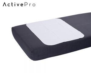 Inkontinenz Bettschutzunterlage Molton/PVC ActivePro-pvc