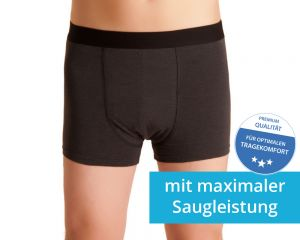 ActivePro Inkontinenzhose Men Super Plus Melange