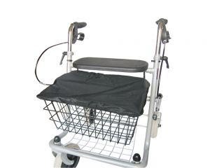 Rollator Korb- und Sitzabdeckung