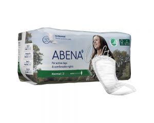 Abena Light Normal 2 Packung und Einlage