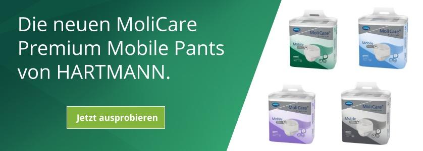 MoliCare Premium Mobile - Jetzt ausprobieren