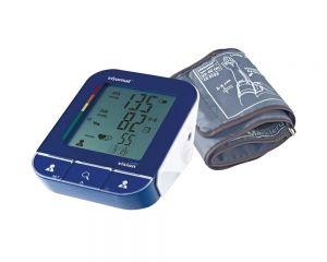 visomat vision cardio Blutdruckmessgerät Display und Manschette